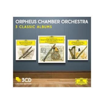 3 Classic Albums (3CD)