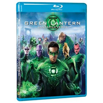 Green Lantern - Lanterna Verde - Blu-ray
