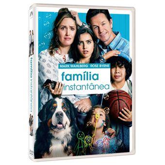 Família Instantânea - DVD
