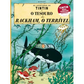 TintinO Tesouro de Rackham, o Terrível