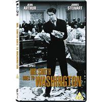 Mr. Smith Goes To Washington - DVD Importação