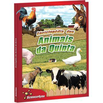 A Minha Primeira Enciclopédia dos Animais da Quinta