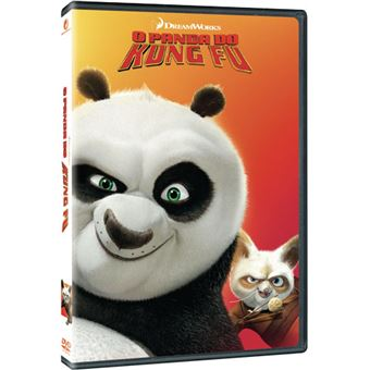 O Panda do Kung Fu - DVD
