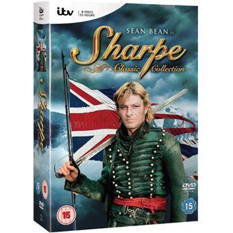 Sharpe Classic Collection - 8DVD Importação