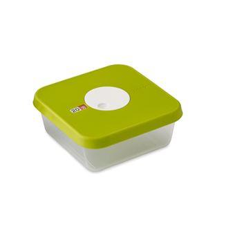 Joseph Joseph Dial Caixa Quadrado 1,2 l Verde, Transparente 1 peça(s)