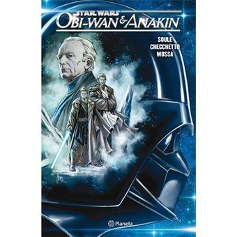 Star Wars: Obi-Wan& Anakin