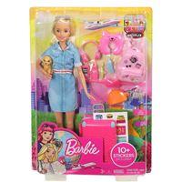 Barbie Turista - Mattel