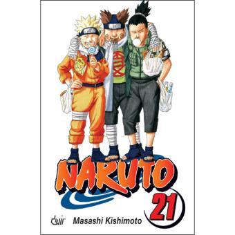 Naruto - Livro 21: Imperdoável