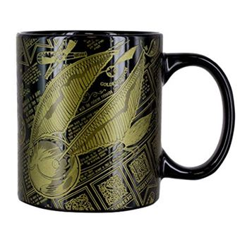 Caneca Harry Potter - Golden Snitch