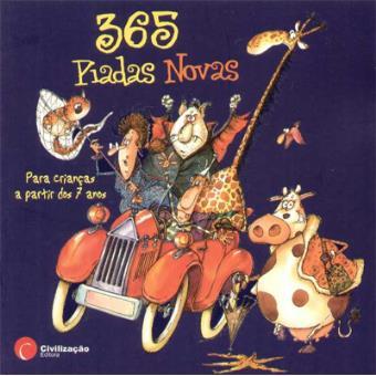 365 Piadas Novas