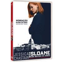 Miss Sloane - Uma Mulher de Armas (DVD)