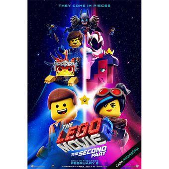 O Filme LEGO 2 - DVD