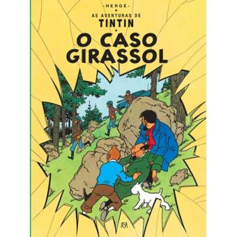 TintinTintin - O Caso Girassol