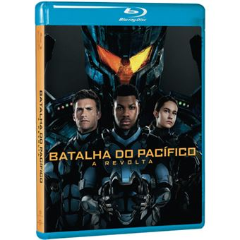 Batalha do Pacífico: A Revolta - Blu-ray