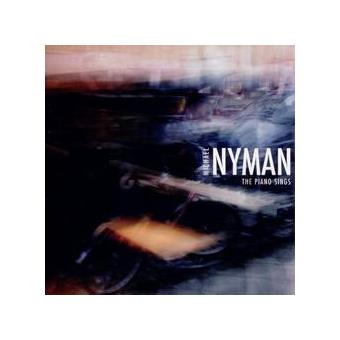 Michael Nyman: The Piano Sings