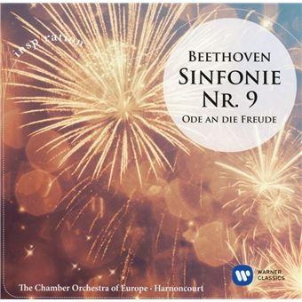 Ludwig van Beethoven: Symphonie Nr.9 - CD