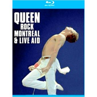 Rock Montreal & Live Aid (BD)