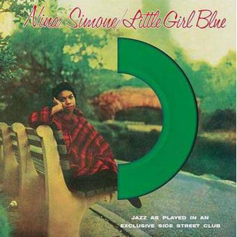 Little Girl Blue (LP) (Cor)