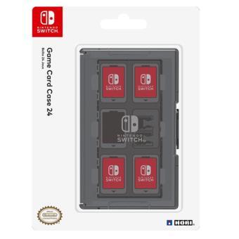 Caixa Para Cartões de Jogos Nintendo Switch - Preto