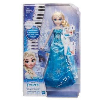 Frozen Elsa Vestido Músical - Hasbro