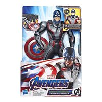 Figura Eletrónica Avengers: Capitão América - Hasbro