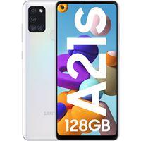 Smartphone Samsung Galaxy A21s - 128GB - Branco