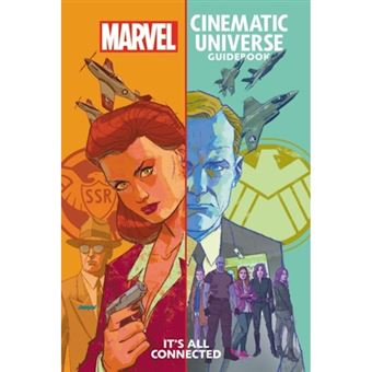 Marvel cinematic universe guidebook