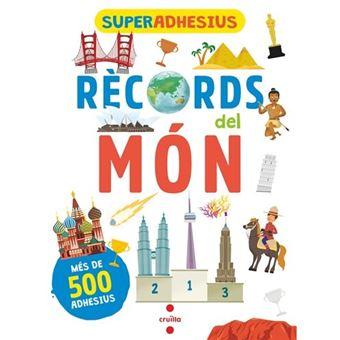 Superadhesius records del mon