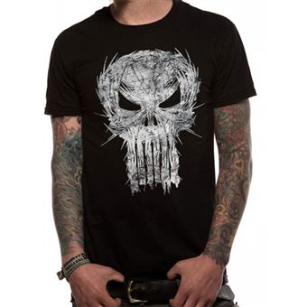 T-Shirt The Punisher Skull - Tamanho L