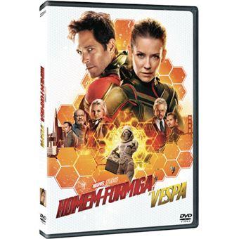 Homem-Formiga e a Vespa - DVD