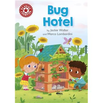 Reading champion: bug hotel