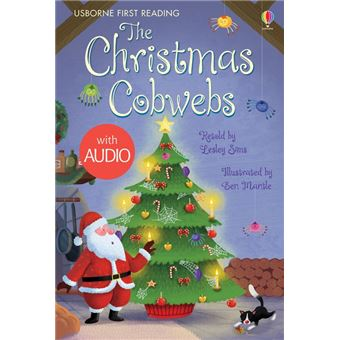 The Christmas Cobwebs: Usborne First Reading: Level Two