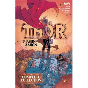 Thor by jason aaron: the complete c