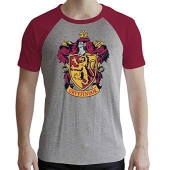T-Shirt Gryffondor - Tamanho L