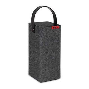 Coluna Bluetooth Tibo Choros Porta - Cinzento
