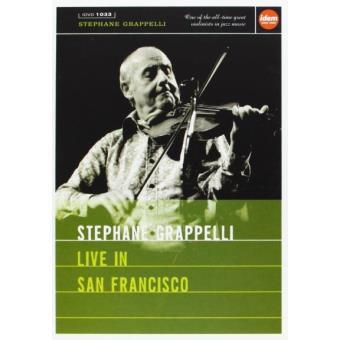 Live in San Francisco (DVD)