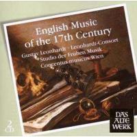 English Music Of 17Th Century: Consort Music, Music for Harpsichord, Virginal & Organ, Songs (2CD)