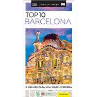 Barcelona - Guia de Viagem Porto Editora Top 10