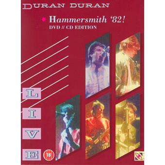 LIVE IN HAMMERSMITH '82 (DVD+CD)