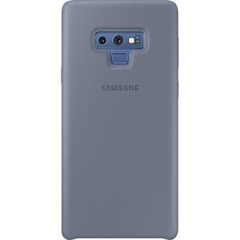 Capa Samsung Silicone para Galaxy Note9 - Azul
