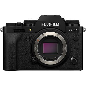 Fujifilm X-T4 - Corpo - Preto