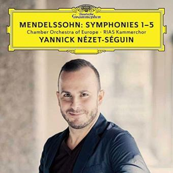 Mendelssohn: Symphonies Nr.1-5 (3CD)