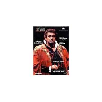 Verdi: Otello Royal Opera House - DVD Zona 2