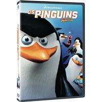 Os Pinguins de Madagáscar - DVD