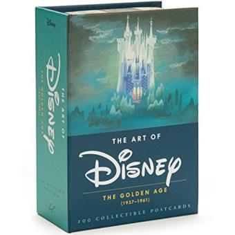The Art of Disney: The Golden Age (1937-1961) Postcard Box