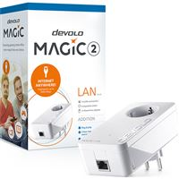 Powerline Devolo Magic 2 LAN - AC2400 - Addition