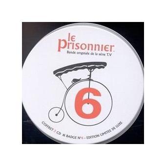 Le Prisonnier - Edição Limitada Caixa Metálica (3CD)