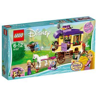 LEGO Disney Tangled 41157 Caravana de Viagem da Rapunzel