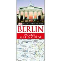 Eyewitness Pocket Map & Guide - Berlin