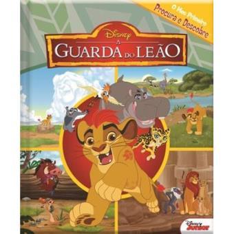 A Guarda do Leão - Procura e Descobre